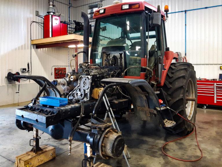 agricultural repair service