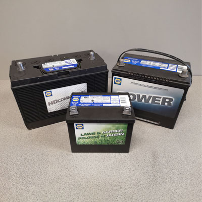 Pine Grove Batteries